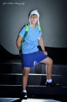 Adventure Time :Finn The Human 1 by therealcarlosliao