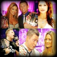 The Miz and Eve by XxBeautifulDreamerxX