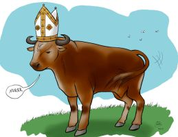A Papal Bull by thenumber42