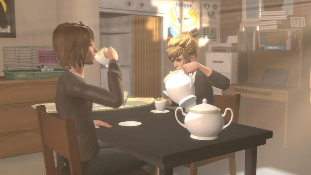 [LiS] Friday's Tea Session {Video] by BenGrunder