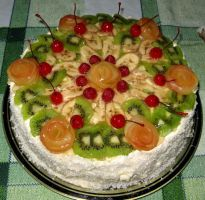 Fruit cake by JSjewelry