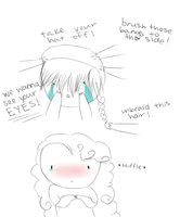 Pretty much everyone does this to me -.- by Gochure