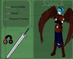 Sovay Lidaka-Weapons by Eclectinique