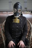 Jenny 07 - gas mask by CorneredRing-Stock