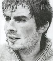 Ian Somerhalder by basketcase04