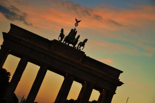 Berlin by ceciliefrost