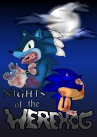 Nights Of The Werehog Cover by Shadow-n-Light