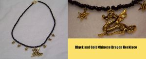 Chinese Dragon Necklace by CostumesbyCait
