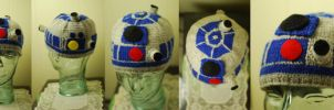 r2d2 hat by amubleu