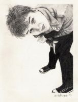 Billie Joe Armstrong by Psycho-Aliz