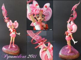 Sailor Chibimoon Model kit by Pyramidcat