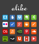alike icons by bokehlicia