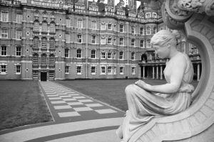 Royal Holloway - A Classicist View by whimsicalworks