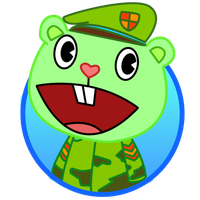 Happy Tree Friends Vectorize by cestnms