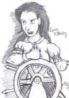 Grace O'Malley by Magnam13