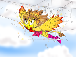 Fly Free by animehamster1475