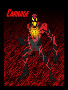 Cam's MAU Carnage 3.0 by TheScarletMercenary