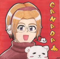 Canada by Mangaotakufreak