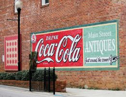 CocaCola Sign by Musicman30141