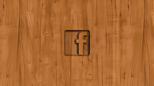 Facebook Logo Wallpaper by TomEFC98