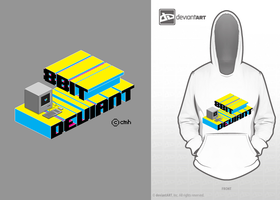 8bit Deviant by syntheticxdream