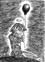 Black Balloon by Lucky-Puppy