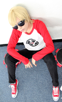 Dave Strider by Madved
