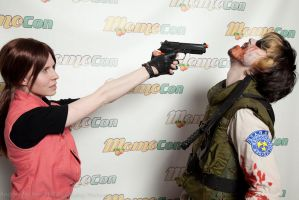 Claire Redfield MomoCon Hall Shoot 2013 by bprinsurance