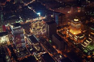 taipei from above no4 by donnosch