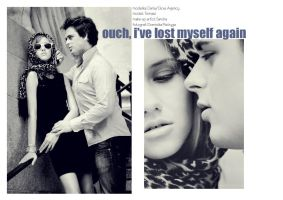 ouch, i've lost myself again by photosmile