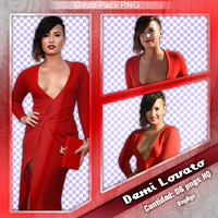 Divas Pack Png - Demi Lovato by KellyKellyBoy