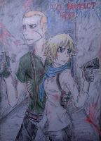 RE6- I'll protect you by Hukkis