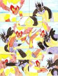 Jin vs Ryoga 5 by Otaku-Jamy