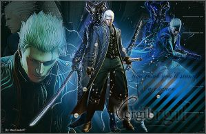 You  Think You'll Stand A Chance (VERGIL) by MaryLander97