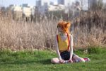 Misty: Tomboyish Mermaid by ShaeUnderscore