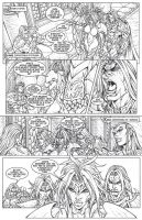 comic page 6 of my old project by pant