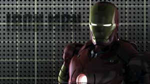 IRON MAN FAN WALLPAPER by kaoyon