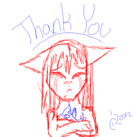 Thank You by MysteryKittenThe1st