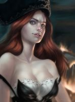 Miss Fortune by Warmics