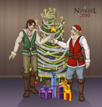 Merry Christmas by Nifriel