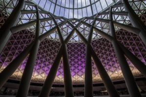 Kings Cross Skylight by daliscar