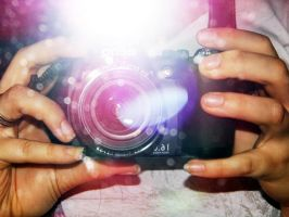 NEW PHOTO CAMERA! by Pauline-graphics