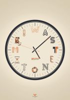 WASTE NO TIME! by Waterboy1992