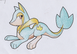 My Little Snivy by Rena-Circa