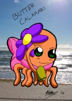 Butter Calamari by technologicallyinept