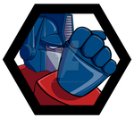 Optimus Logo by Brittlebear