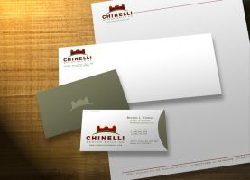 Chinelli Design Build Identity by BlakeVasek