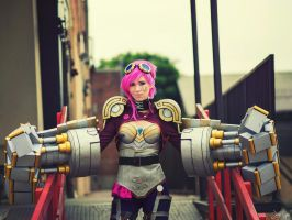 Vi Cosplay 2 by SNTP