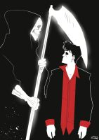 Dylan Dog by DenisM79