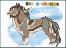 Character Auction - SOLD by umbrafen